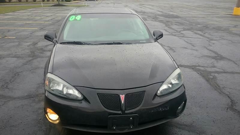 2004 Pontiac Grand Prix GT1 4dr Sedan - Akron OH
