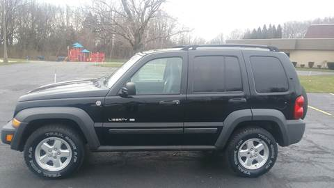 2006 Jeep Liberty for sale in Akron, OH