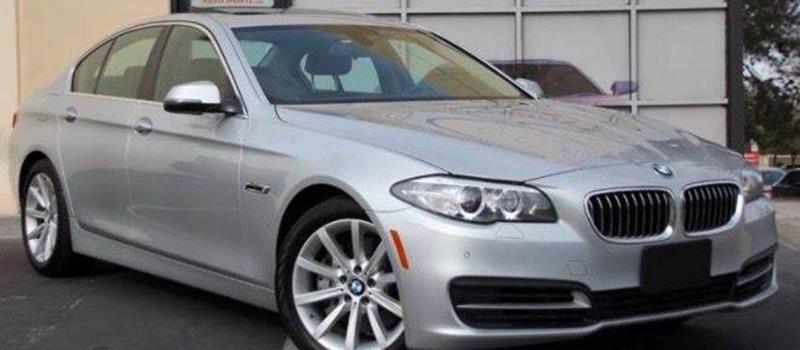 2014 BMW 5 Series For Sale At Auto Depot In Saint Petersburg FL