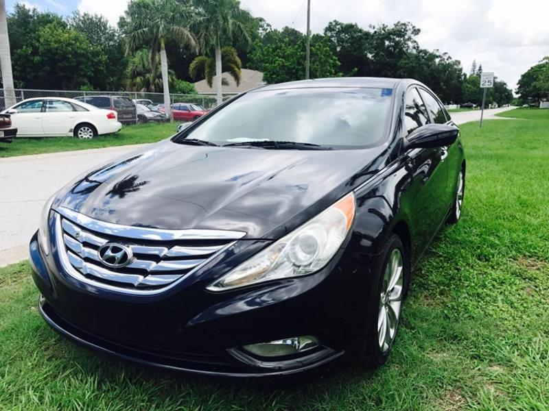 2011 Hyundai Sonata For Sale At Auto Depot In Saint Petersburg FL