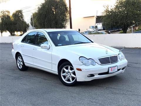2001 Mercedes-Benz C-Class for sale in Sherman Oaks, CA