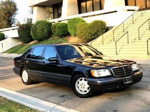1995 Mercedes-Benz S-Class for sale in Sherman Oaks, CA