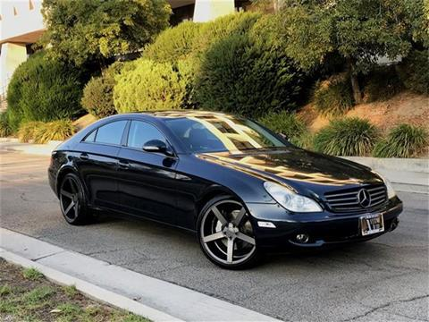 2007 Mercedes-Benz CLS for sale in Sherman Oaks, CA