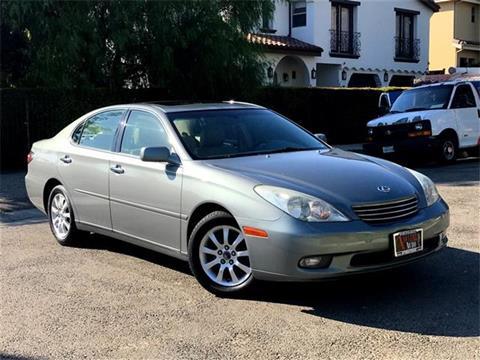 2004 Lexus ES 330 for sale in Sherman Oaks, CA