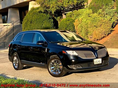 2014 Lincoln MKT Town Car for sale in Sherman Oaks, CA