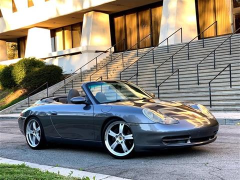 2001 Porsche 911 for sale in Sherman Oaks, CA