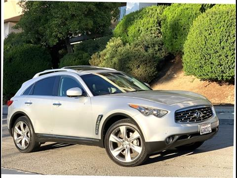 2009 Infiniti FX50 for sale in Sherman Oaks, CA