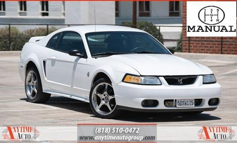 1999 Ford Mustang for sale in Sherman Oaks, CA