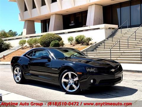 2012 Chevrolet Camaro for sale in Sherman Oaks, CA
