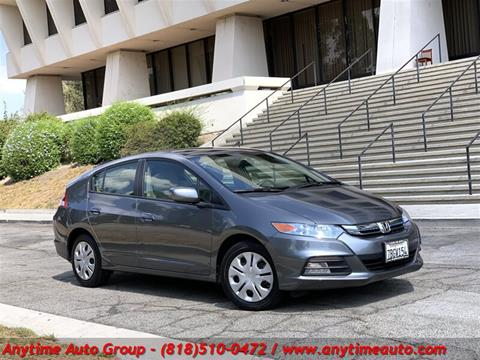 2013 Honda Insight for sale in Sherman Oaks, CA
