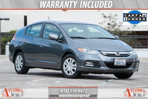 Honda Thousand Oaks >> 2013 Honda Insight For Sale In Sherman Oaks Ca