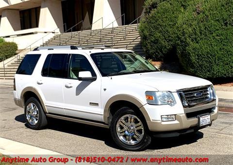 2007 Ford Explorer for sale in Sherman Oaks, CA