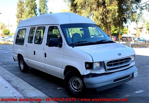 2002 Ford E-Series Cargo for sale in Sherman Oaks, CA
