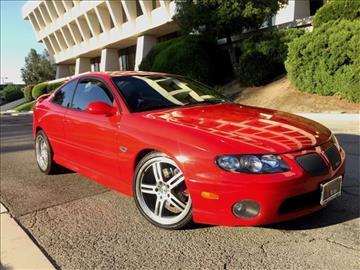 2004 Pontiac GTO for sale in Sherman Oaks, CA
