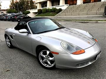 2002 Porsche Boxster for sale in Sherman Oaks, CA