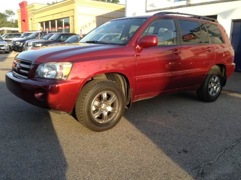 2005 Toyota Highlander for sale in Warwick, RI