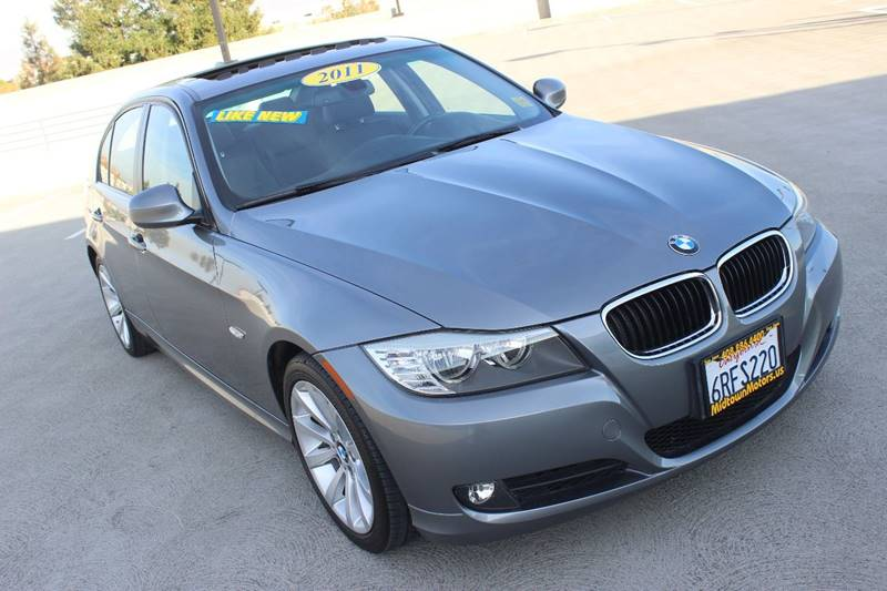 2011 BMW 3 SERIES 328I 4DR SEDAN SULEV SA gray good credit financing rate as low as 19 apr with