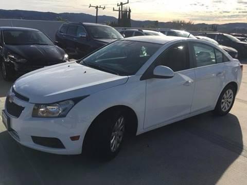 2011 Chevrolet Cruze for sale in San Jose, CA