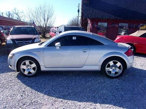 Used Audi TT For Sale in Arkansas - Carsforsale.com