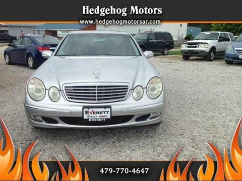 2006 Mercedes-Benz E-Class for sale in Springdale, AR