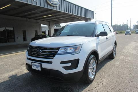2017 Ford Explorer for sale in St. George, SC