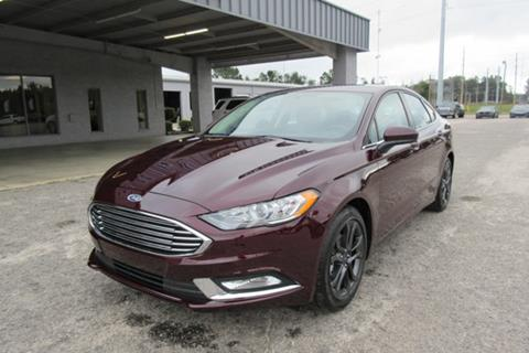 2018 Ford Fusion for sale in St. George, SC