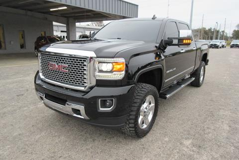 2016 GMC Sierra 2500HD for sale in Saint George, SC
