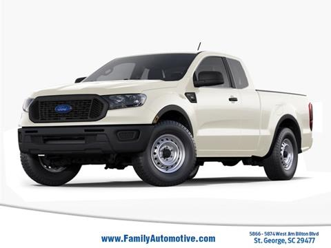 2019 Ford Ranger for sale in Saint George, SC