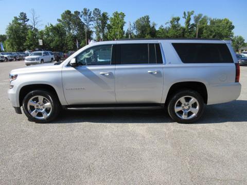 2017 Chevrolet Suburban for sale in Saint George SC