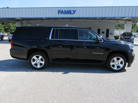 2015 Chevrolet Suburban for sale in Saint George, SC