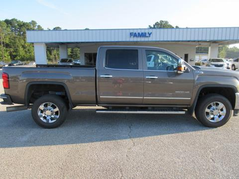 2015 GMC Sierra 3500HD for sale in Saint George SC