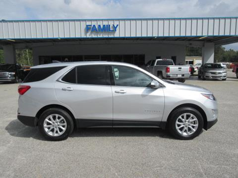 2018 Chevrolet Equinox for sale in Saint George, SC