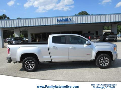 2015 GMC Canyon for sale in Saint George, SC