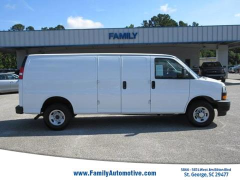 2019 Chevrolet Express Cargo for sale in Saint George, SC