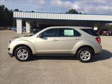 2016 Chevrolet Equinox for sale in Saint George, SC