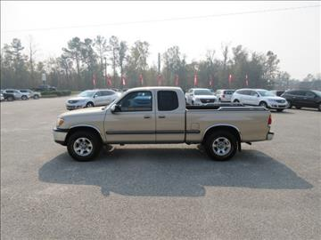2002 Toyota Tundra for sale in Saint George, SC