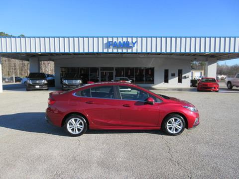 2017 Chevrolet Cruze for sale in Saint George SC