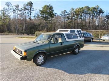 1981 Volkswagen Pickup for sale in Saint George, SC