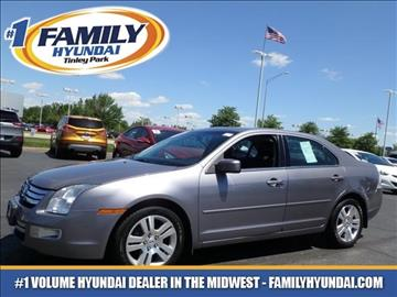 2007 Ford Fusion for sale in Tinley Park, IL