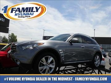 2014 Infiniti QX70 for sale in Tinley Park, IL