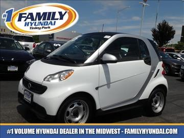 2015 Smart fortwo for sale in Tinley Park, IL