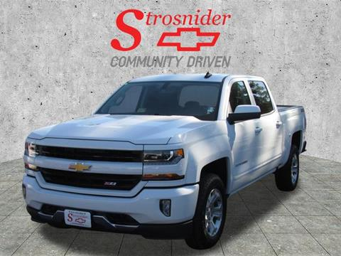 2017 Chevrolet Silverado 1500 for sale in Hopewell, VA