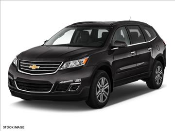 2017 Chevrolet Traverse for sale in Hopewell, VA