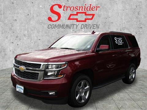2017 Chevrolet Tahoe for sale in Hopewell, VA