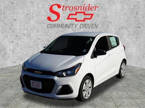 2017 Chevrolet Spark for sale in Hopewell, VA