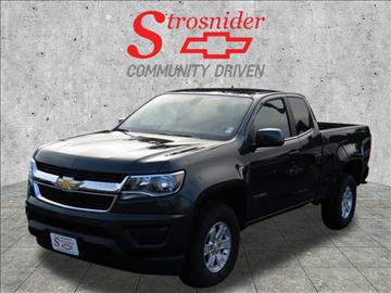 2017 Chevrolet Colorado for sale in Hopewell, VA