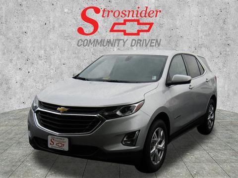 2018 Chevrolet Equinox for sale in Hopewell, VA