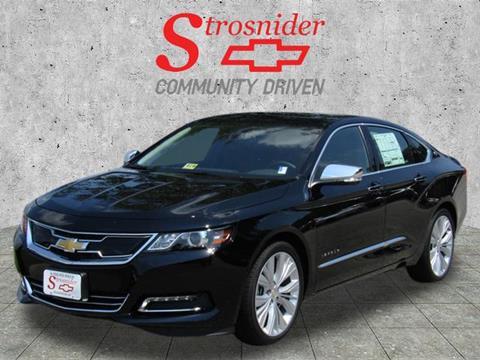 2018 Chevrolet Impala for sale in Hopewell VA