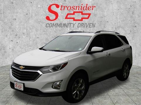 2018 Chevrolet Equinox for sale in Hopewell VA