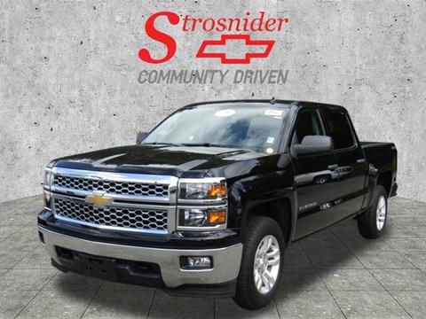 2014 Chevrolet Silverado 1500 for sale in Hopewell VA